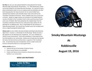 smoky at robbinsville