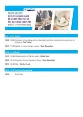 PDF Document food safety agenda