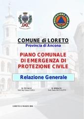 piano di protezione civile
