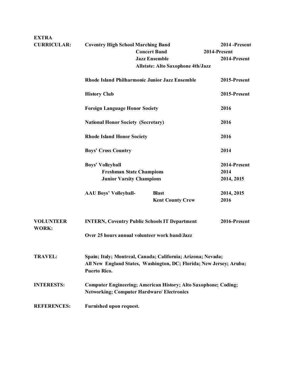 Document preview TYLER.RESUME.pdf - page 2/2