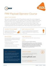 fmv payload operator course