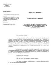 le conseil d etat invalide l arrete anti burkini de villeneu
