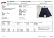 4320031868 maxx long leg trunk with attached wo