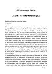 PDF Document resolution rojava