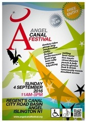 angel canal a5 programme 2016