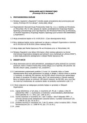 regulamin akcji promocyjnej
