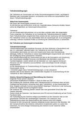 PDF Document teilnahmebedingungen