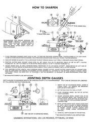 granberg precision grinder g1012xt manual