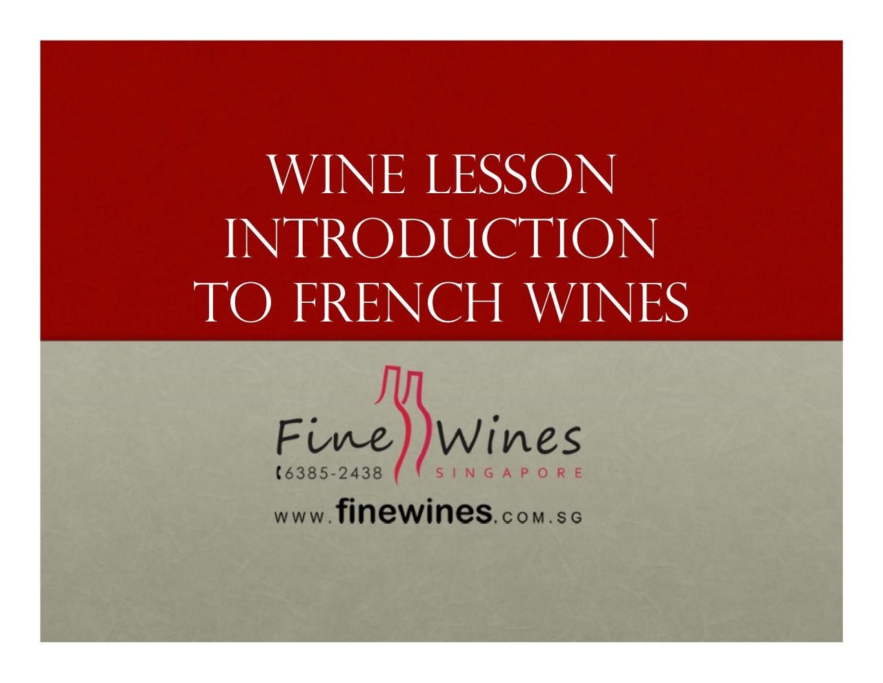 Introduction to French wines v1.1.pdf - page 1/10