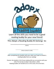 PDF Document reading buddy pamphlet