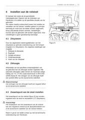 rolstoel instellen