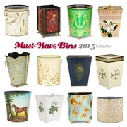 decorative waste paper bins mhbs 2015