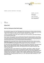 offener brief rettung hotel stadt leipzig 1