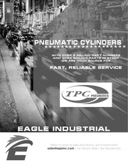 tpc pneumatic actuators