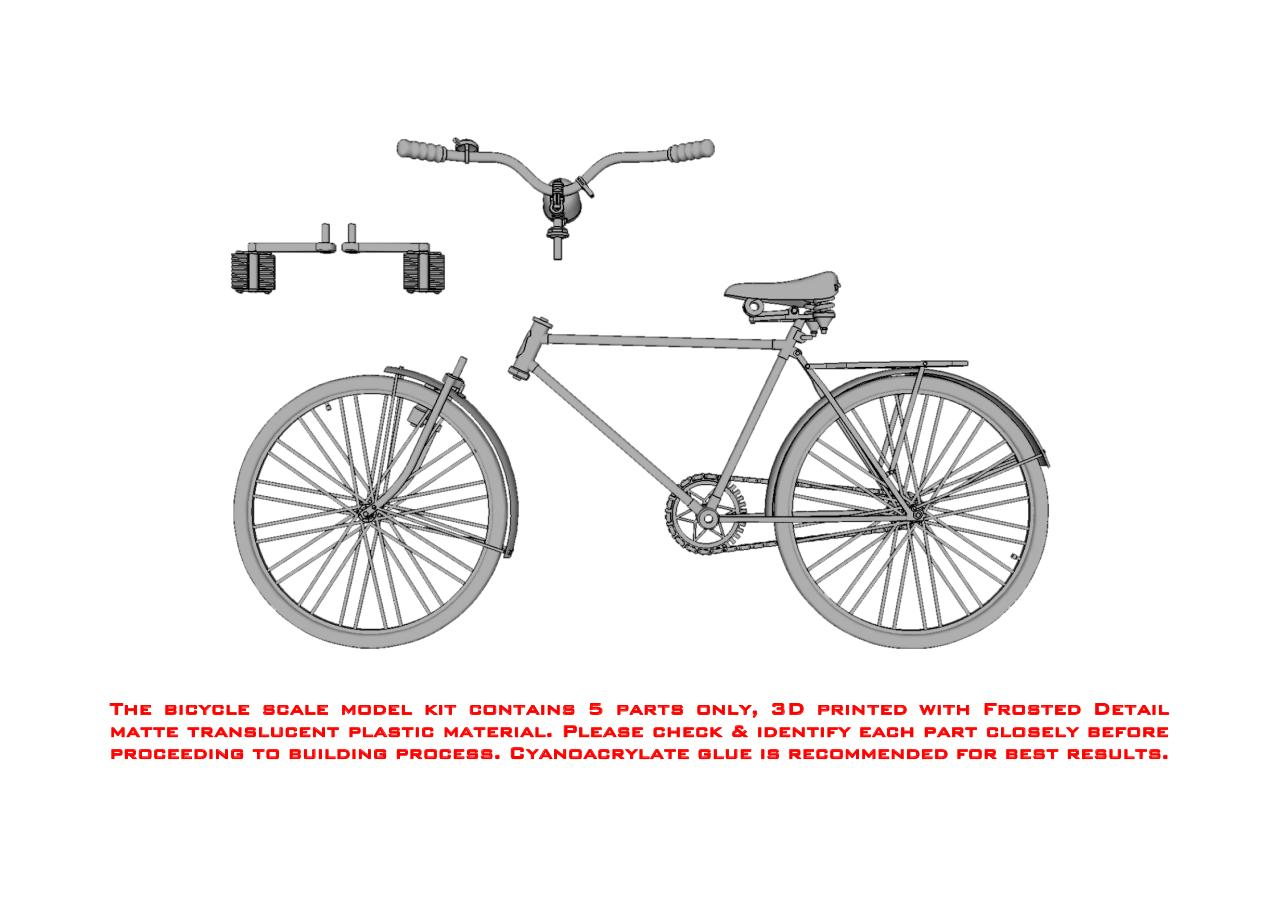 1-18 Bicycle M30 Wehrmacht kit LATE instructions HR.pdf - page 4/9
