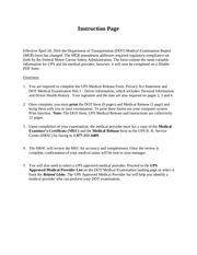 PDF Document dot form
