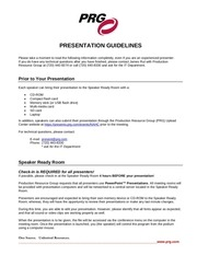 PDF Document prg guidelines