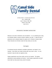ortho treatment inst pdf