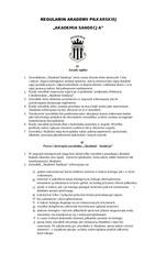 PDF Document regulamin akademia sandecja