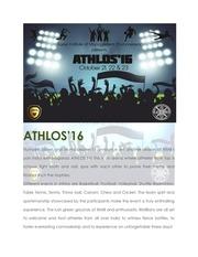 athlos rule book