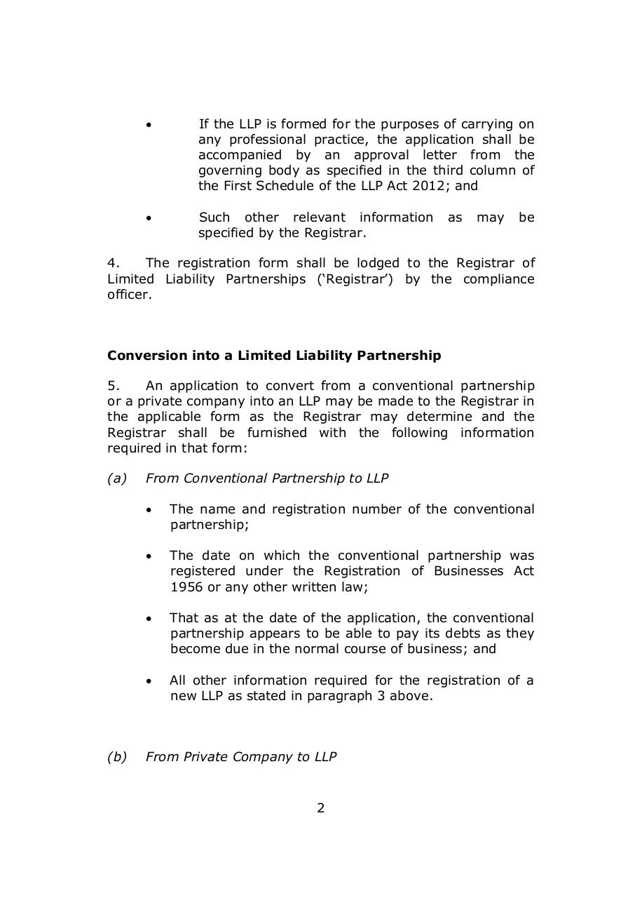 1.1.11 General Guidelines on registration LLP.pdf - page 2/7