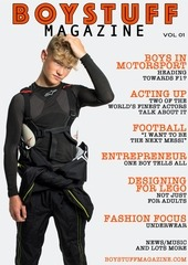 boystuff issue 01
