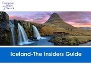 iceland insider s guide
