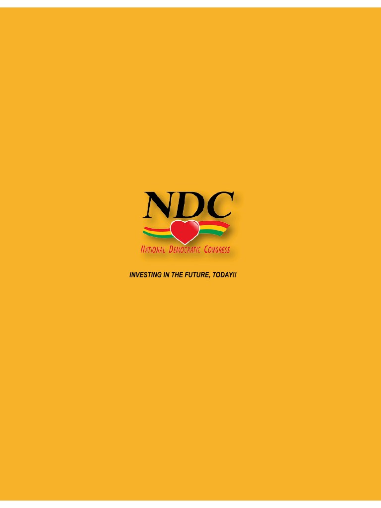 NDC 13 Year Policy agenda for the period 2017 - 2030.pdf - page 2/34