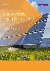 iran solar brochure dentons