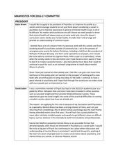 PDF Document manifestos for 2016