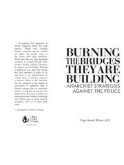 burning bridges imposed
