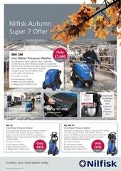 nilfisk autumn super 7 offer flyer
