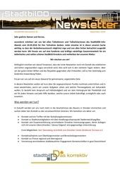 stadtbildd newsletter 9 10 16
