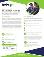 friday transition partner sheet