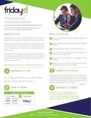 fridayd transition partner sheet v1