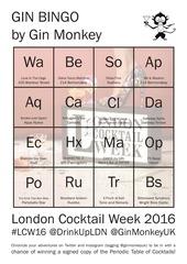 gin bingo lcw16