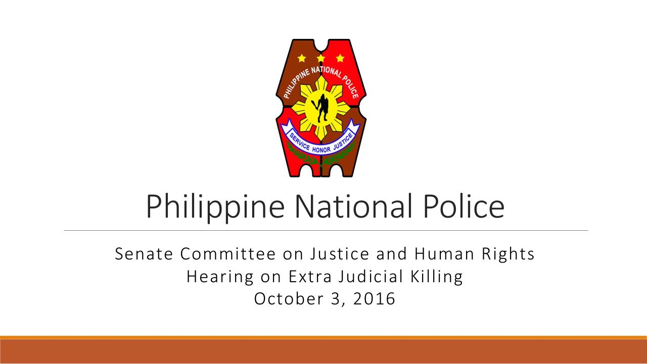 PNP Presentation on Crime Statistics & War on Drugs.pdf - page 1/50