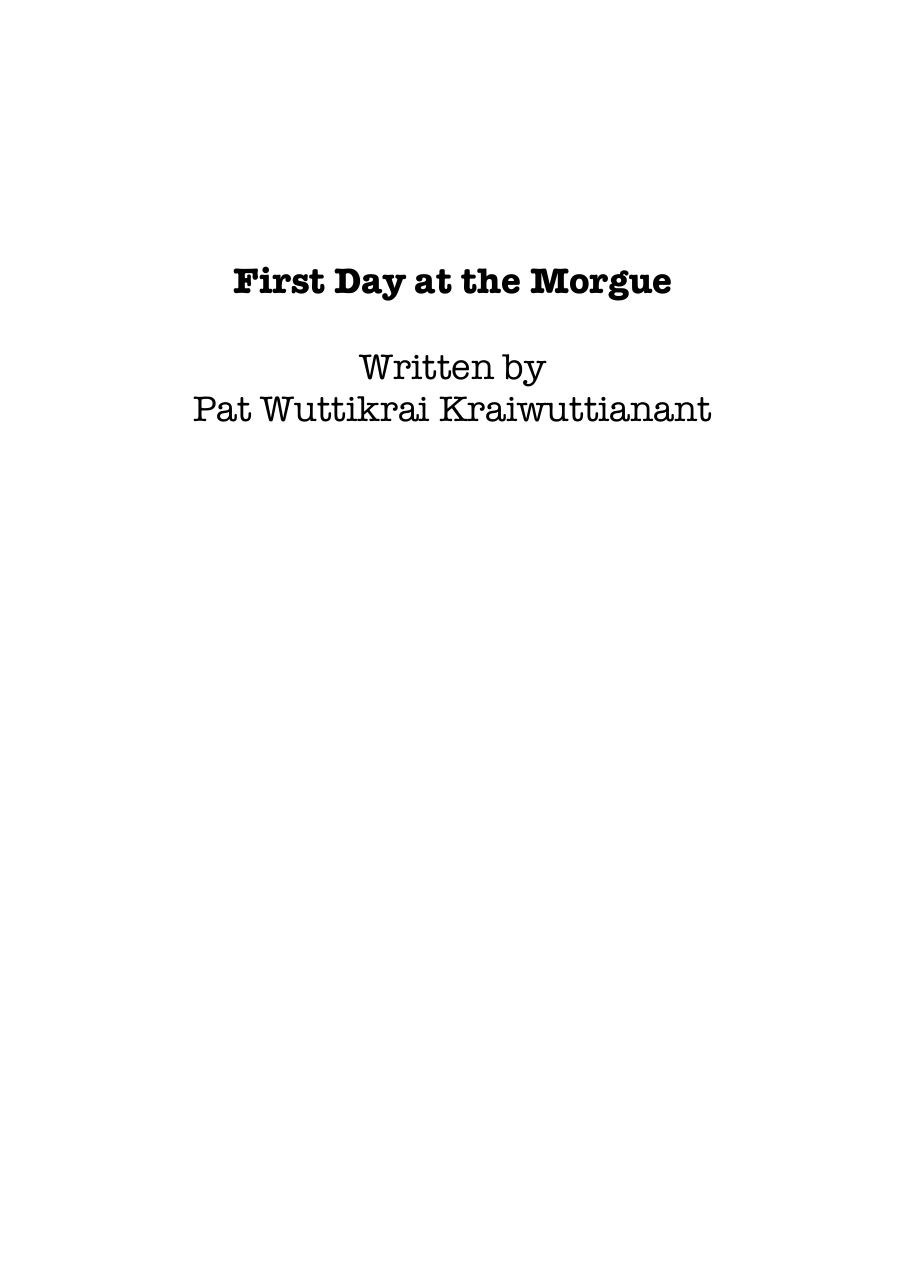 First Day at the Morgue PDF.pdf - page 1/2