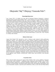 PDF Document obejrza e id obejrzyj genera a nila