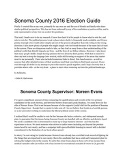 sonomacountypolitics2016