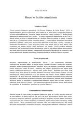 PDF Document herosi w liczbie czterdziestu