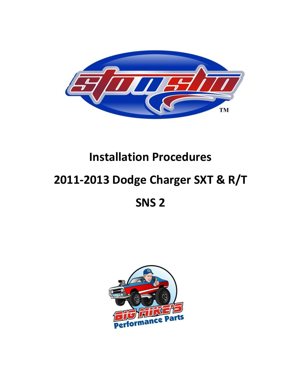 Preview of PDF document license-plate-instructions-sns-2-2011-2014-dodge-charger.pdf