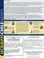 uc davis chile aggie newsletter october