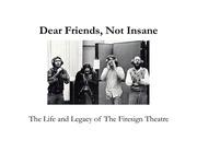 PDF Document dear friends not insane