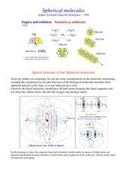 spherical molecules