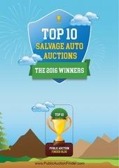 top 10 salvage auto auction sites