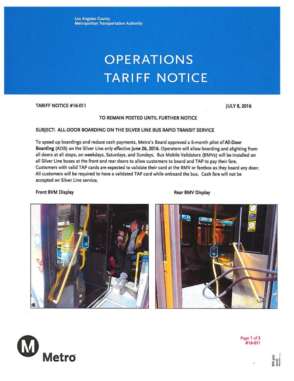 Document preview 16-011 All_Door Board on the Silver Line Bus Rapid.pdf - page 1/3