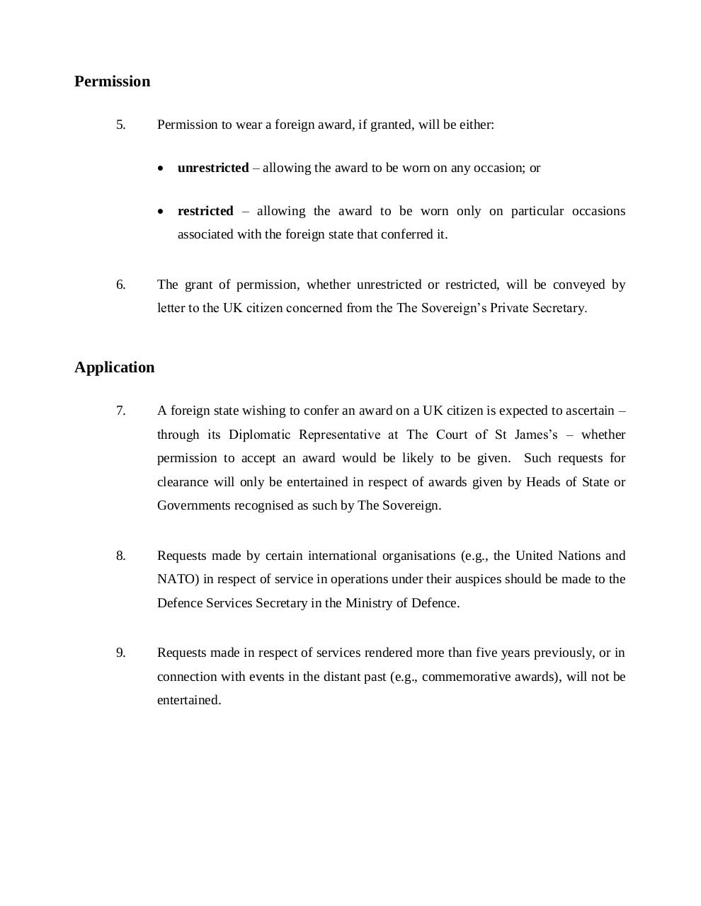 Document preview Rules_for_the_Acceptance_of_Foreign_Awards[1].pdf - page 2/4