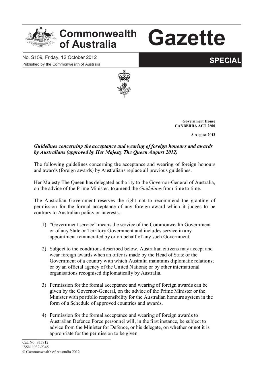 S159-GuidanceForWearingForeignAwards[1].pdf - page 1/3