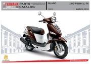 yamaha models 2012